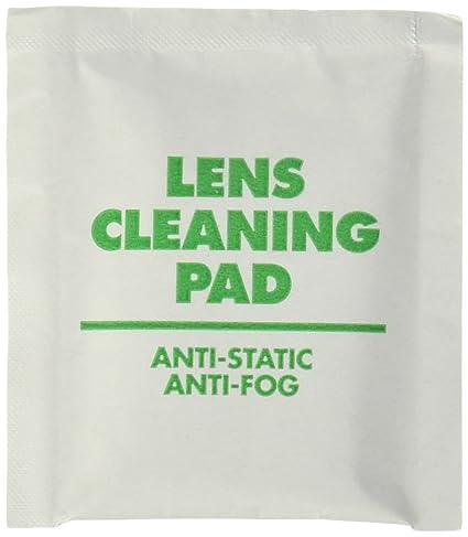 Gafas de seguridad Allegro 0350 toallitas limpiadoras para cafetera lente, se vende por unidades 100