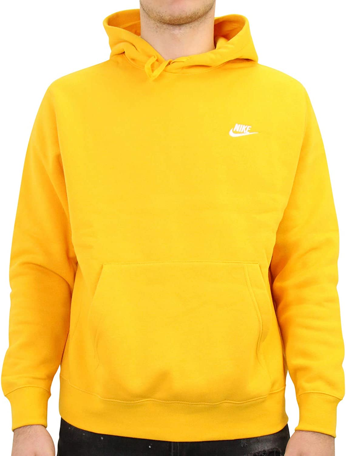 Nike Men's Nsw Club Pullover Hoodie Hoodie