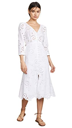 4522b246c76 Amazon.com  Rebecca Taylor Women s Linen Terri Dress  Clothing