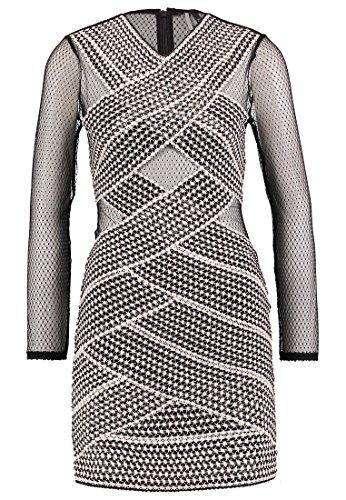 TOPSHOP Cocktailkleid / festliches Kleid monochrome Gr XS MprvrMe ...