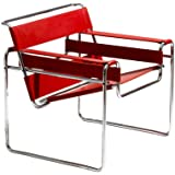 Amazon Com Apexstore Marcel Breuer Wassily Style Chair