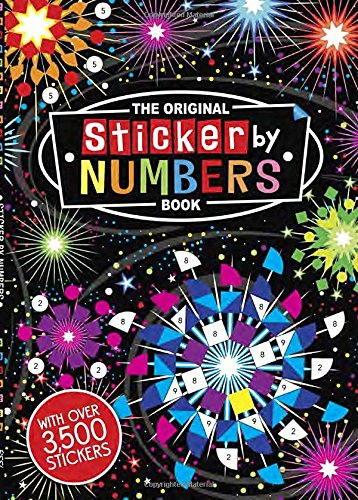 Original Sticker Numbers Book product image