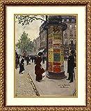 Framed Art Print 'Street Scene, c. 1880-1882' by Jean Beraud offers