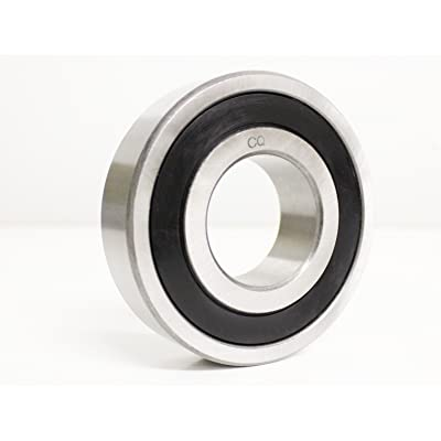 Sealed Bearing - 6201RS 12x32x10 - Fits GY6 / QMB139 Engines, Gas & Electric Scooters, and More! [3013]: Toys & Games