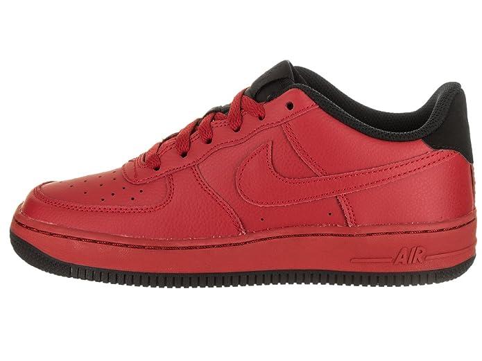 Zapatillas Nike - Air Force 1 rojo/rojo/negro talla: 37,5: Amazon.es: Zapatos y complementos