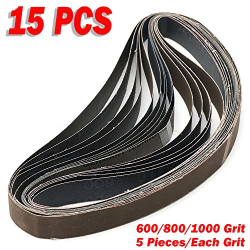 Power Sanding Sander Belts 1