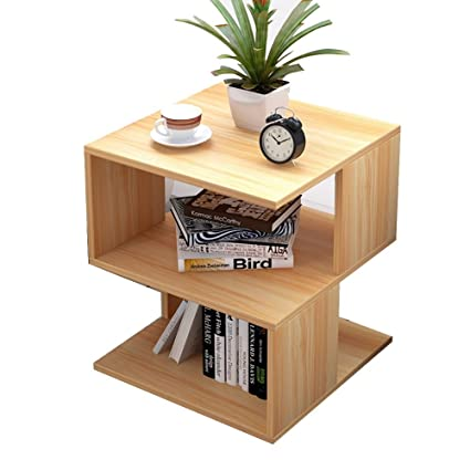 Amazon.com: PM-Tables 40X40X44CM Modern Bedside Table ...
