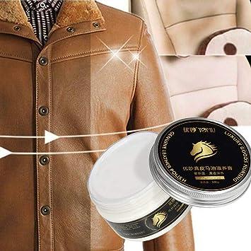 Amazon.com: Leather Cleaner Conditioner Cream ...