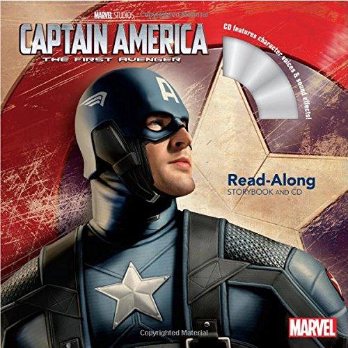 Captain America: The First Avenger Read-Along Storybook and CD (Avengers Children)