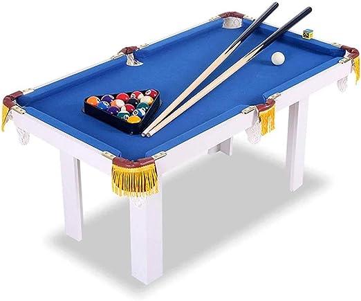 WCJ de Verde Mesa de Billar Snooker Infantil Juego de Interior Tabla niños Completa Accesorios Kids