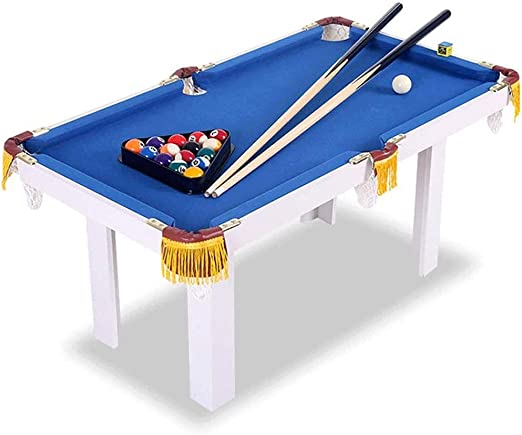 WCJ de Verde Mesa de Billar Snooker Infantil Juego de Interior ...