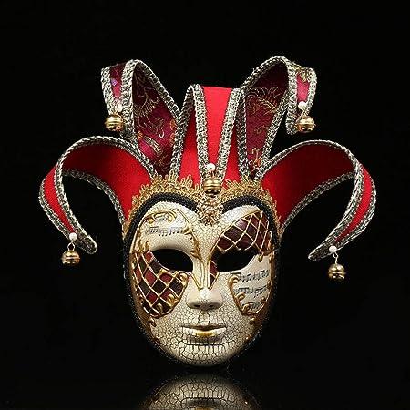 SEJNGF Máscaras para Adultos De Venecia Máscara De Fiesta ...