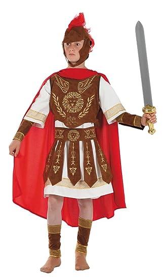 Disfraz romano infantil. Talla 5/6 años.: Amazon.es: Juguetes y juegos