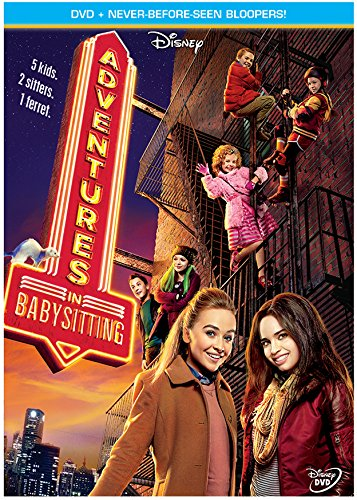 DVD : Adventures in Babysitting (Widescreen, , Dubbed, Dolby)