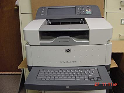 DRIVER: HP DIGITAL SCANNER 9250C