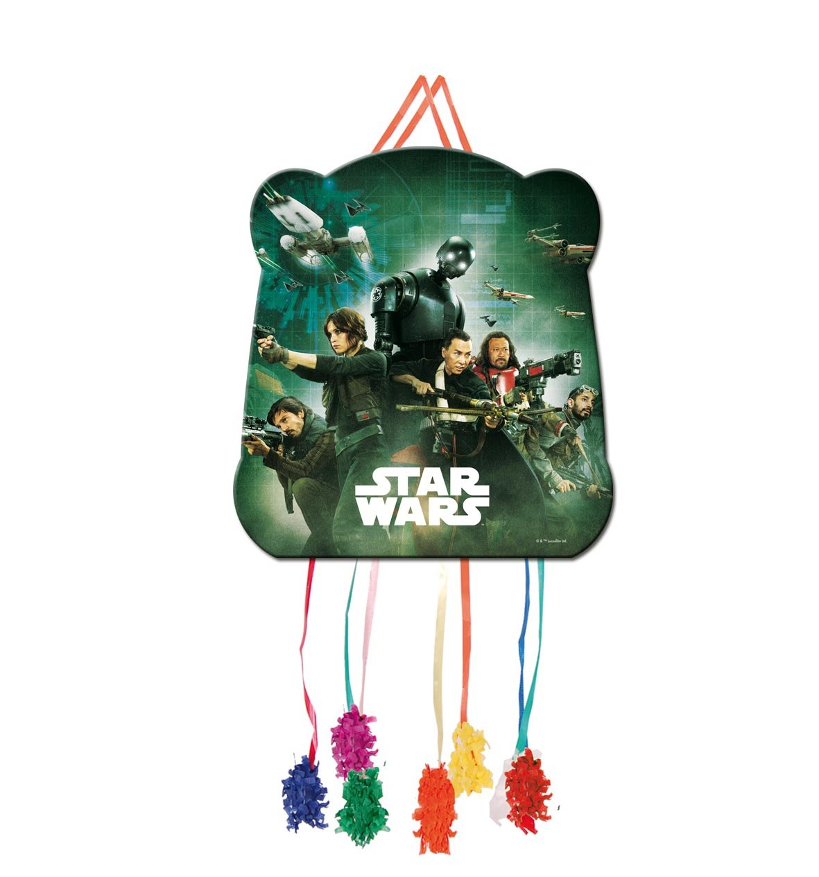 Piñata Basic Star Wars Rogue One: Amazon.es: Juguetes y juegos