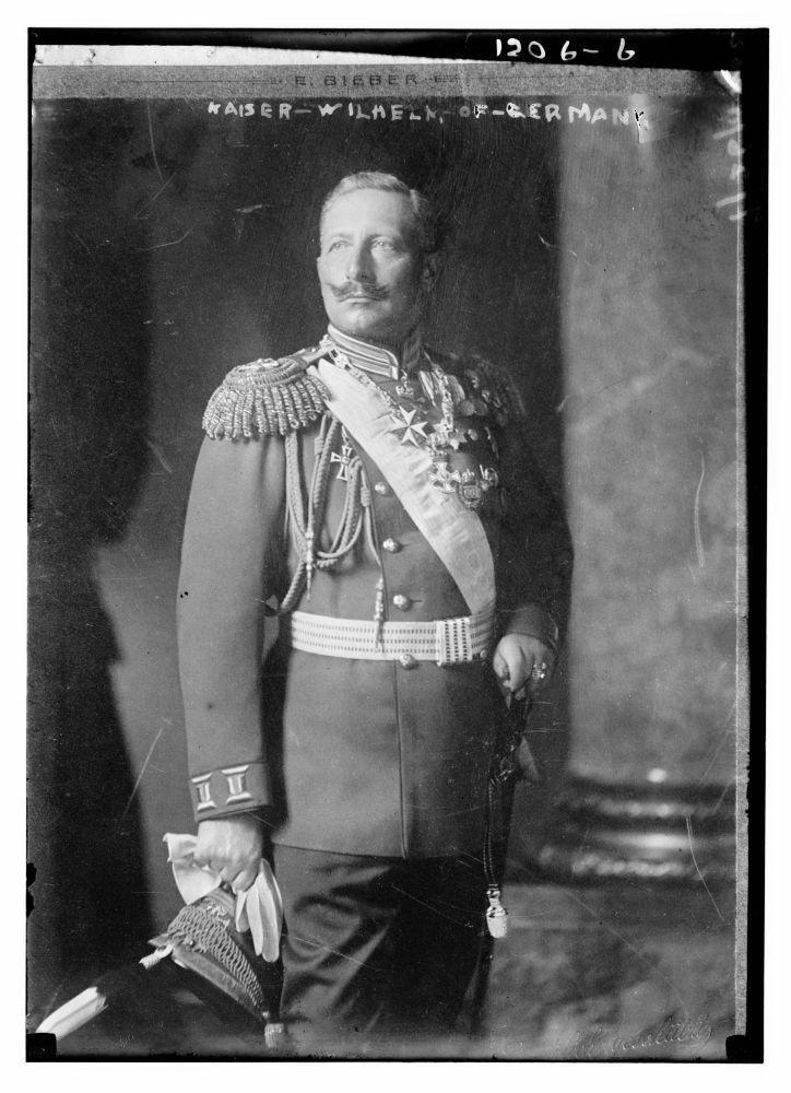 1900 Photo Kaiser Wilhelm of Germany