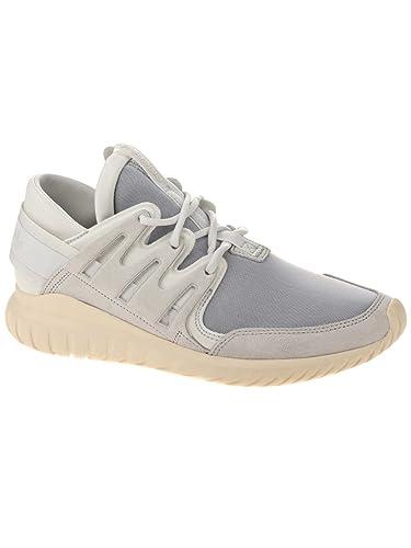 adidas Tubular Nova Trainers White  Amazon.co.uk  Shoes   Bags 38ff56183