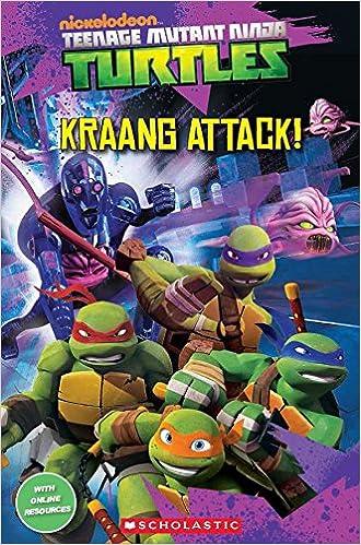 Teenage Mutant Ninja Turtles: Kraang Attack! (Popcorn ...