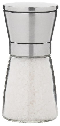 "Trudeau 5.3"" Mini Edge Salt Mill : Target"
