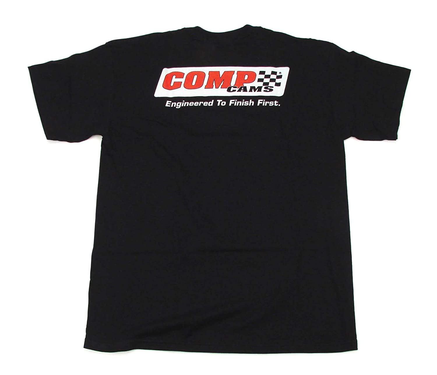 Competition Cams C1020-L Large Black Racing T-Shirt