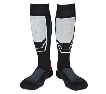 Señor térmicamente de esquí y senderismo de invierno mucho deporte calcetines de 43~46 paño de la UE: Amazon.es: Deportes y aire libre