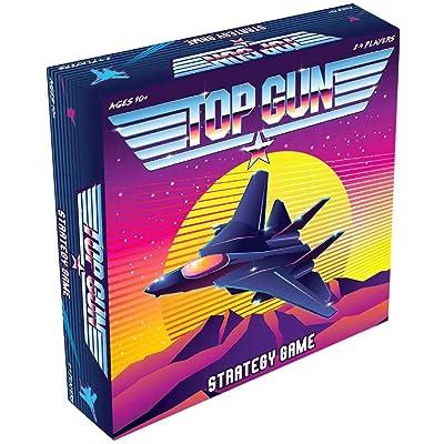 Mixlore Top Gun Strategy Game, Various (ASMTG01EN): Toys & Games