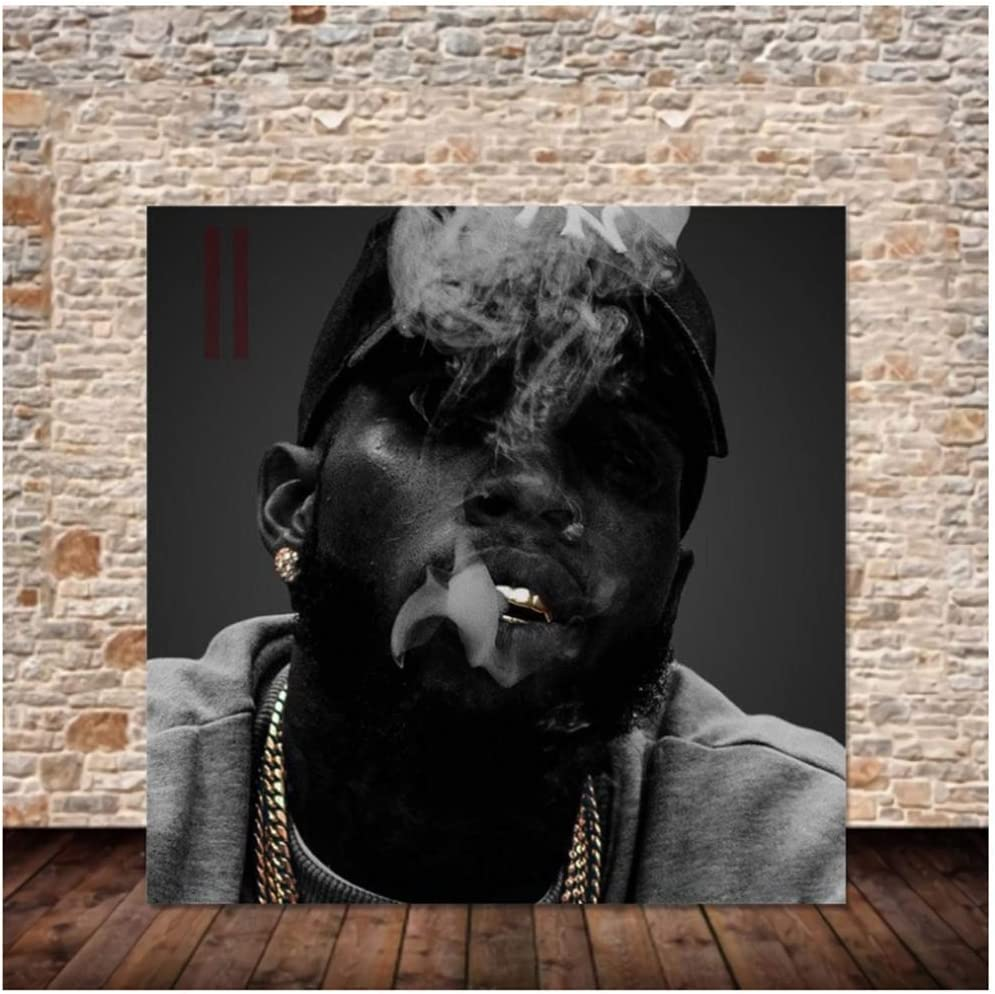 Amazon Com Nrrtbwdhl Tory Lanez The New Toronto 2 Album Cover Poster And Prints Canvas Painting Art Wall Home Decor Wall Decoration 50x50cm No Frame Posters Prints