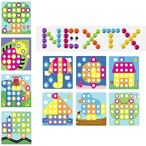 NextX Art Toy Color Matching Mosaic