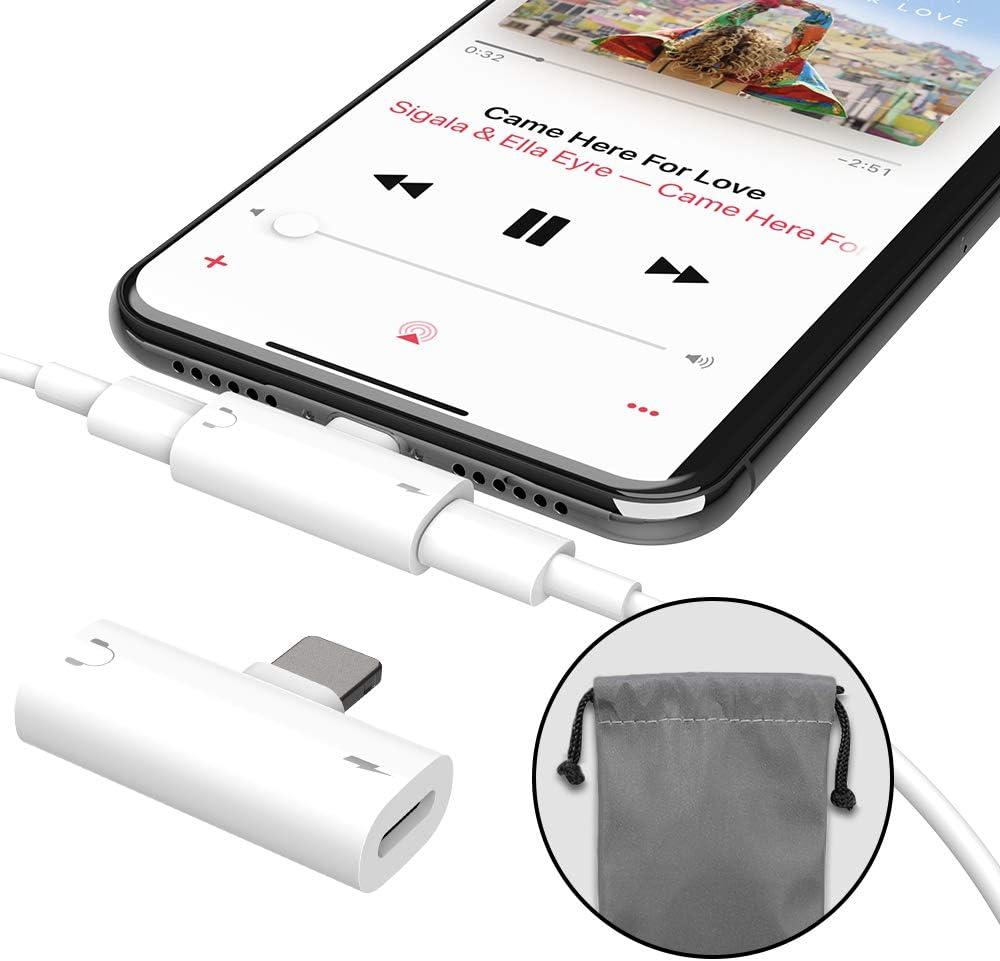 2 In 1 Headphone Splitter and Mobile
