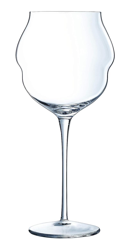 Chef/&Sommelier L9414 Verre /à Pied Macaron en cristallin 60 cl Transparent