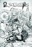 Squarriors #1 (Sketch Edition)