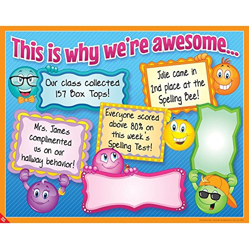 Really Good Stuff This is why we're Awesome Poster - English/Spanish