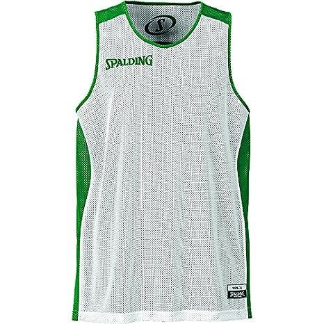 fe4143b4f4cbd Spalding Teamsport Essential Reversible Shirt  Amazon.co.uk  Sports ...
