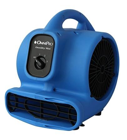 carpet dryer. omnidry mini air mover and carpet dryer
