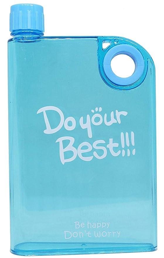 Nexxa - Botella de agua de plástico transparente para ...