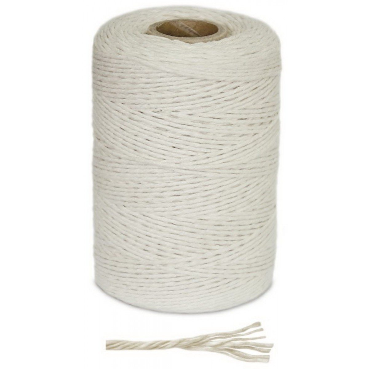 OT fiber 1320 Ft Best Kitchen Cotton Twine Food Safe Cooking String Perfect for Trussing and Tying Poultry Meat Making Sausage DIY Crafts and Decoration