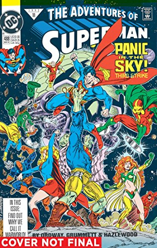 Superman: Panic in the Sky (New -