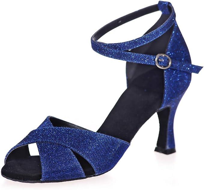AEreiy Ly Corbata de traje de fiesta formal con lazo de seda azul ...