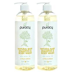 Top 10 Best Organic Baby Shampoo (2020 Reviews) 1
