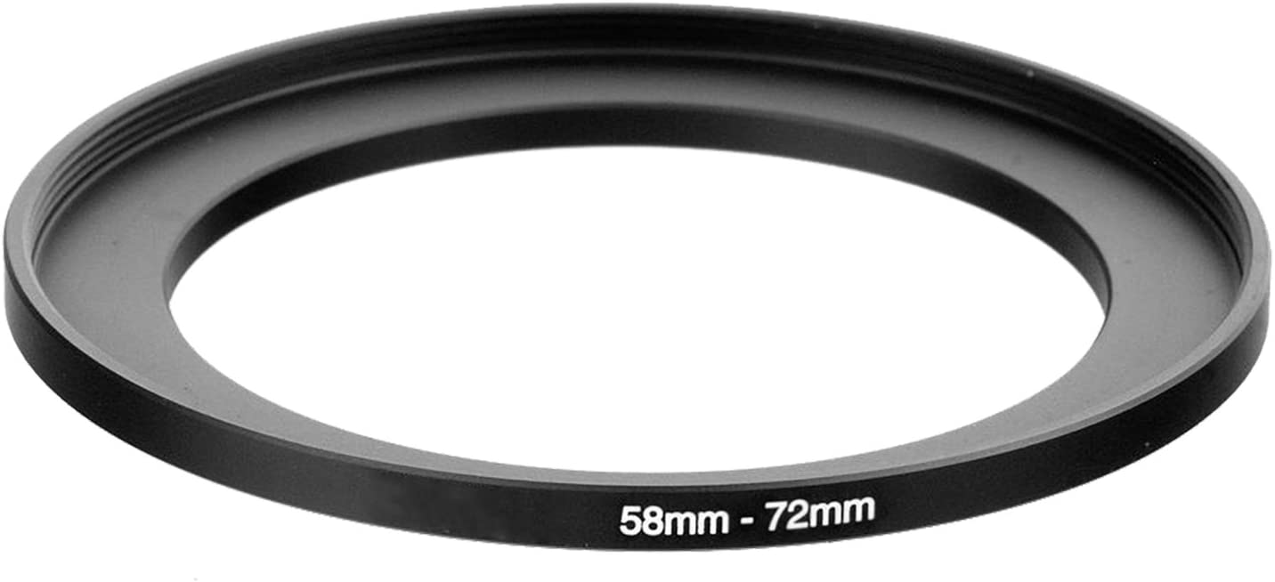 UltraPro Step-Down Adapter Ring 67mm Lens to 62mm Filter Size