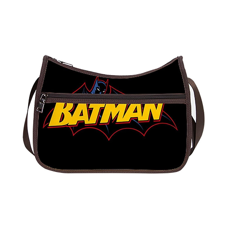 Batman Custom Oxford Fabric Classic Hobo Handbag (Twin Sides)