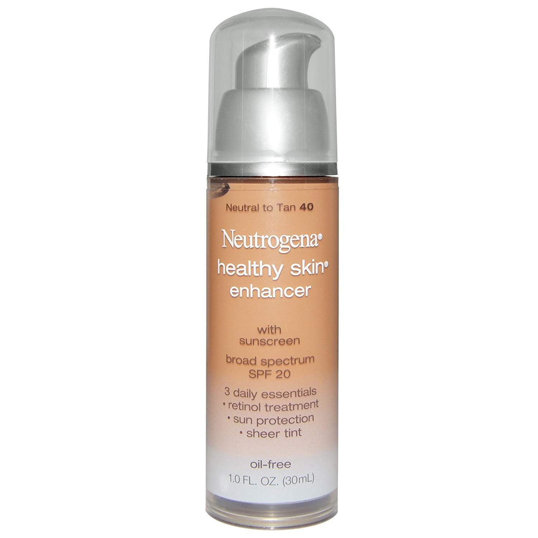 Healthy Skn Enhance Ntl-Med(L),Neutrogena Cosmetics,684376000