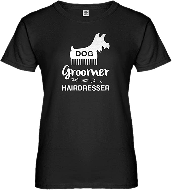 Indica Plateau Womens Dog Groomer Racerback Tank Top