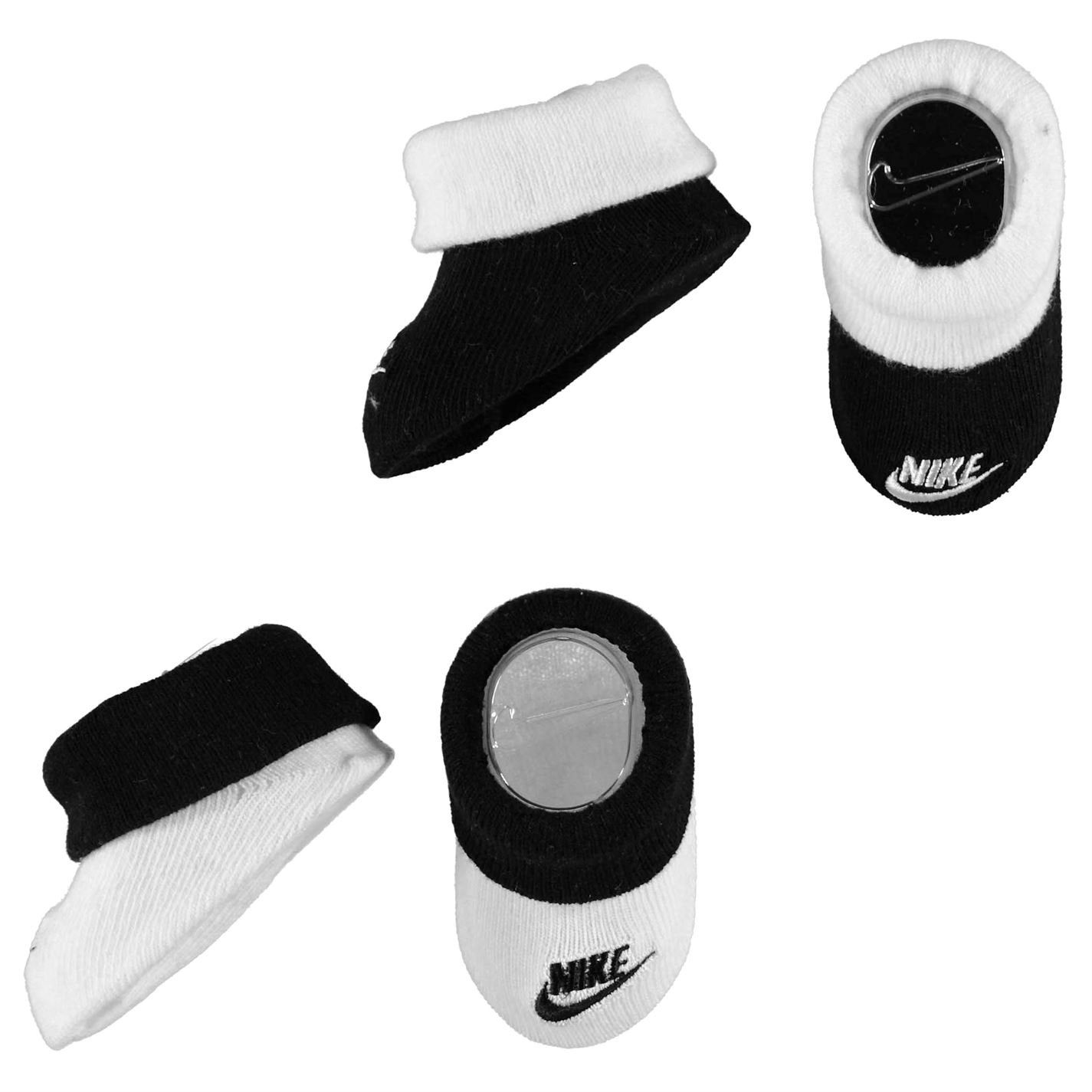 NIKE Boy's Soft Shoes (Boy) Black Black / White