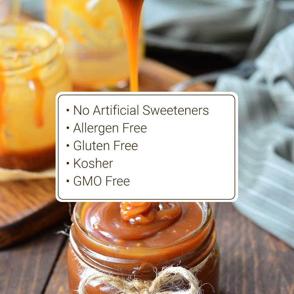 Salsa de caramelo Monin Gourmet: Amazon.com: Grocery ...