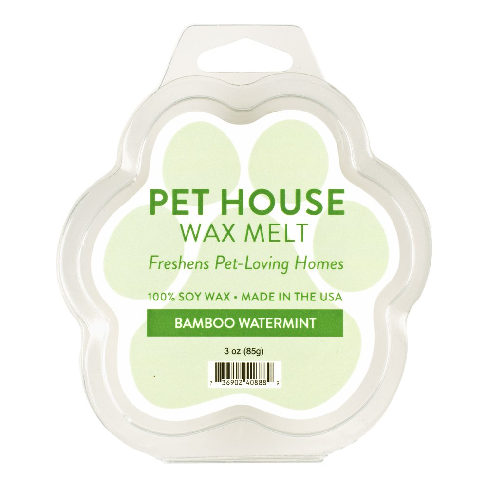 Pet House Wax Melts - 2 Pack - Apple Cider - CLICK TO SEE ALL 12 FRAGRANCES - Natural Soy Wax - Pet Odor Eliminating - Long-lasting One Fur All 736902409244