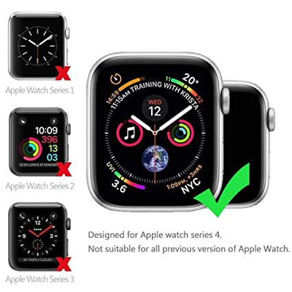 Amazon com: Case for Apple Watch Series 4 44mm, 2win2buy