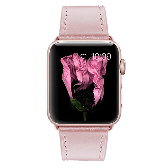 Amazon com: MARGE PLUS Compatible with Apple Watch Band 38mm