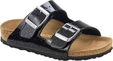 1d97595c4da360 BIRKENSTOCK Kids Pantolette Arizona Magic Galaxy Black Gr. 26-34 1003231K